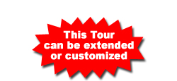 Extended Customized Tours