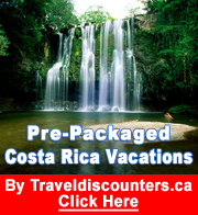 Costa Rica Vacations Banner