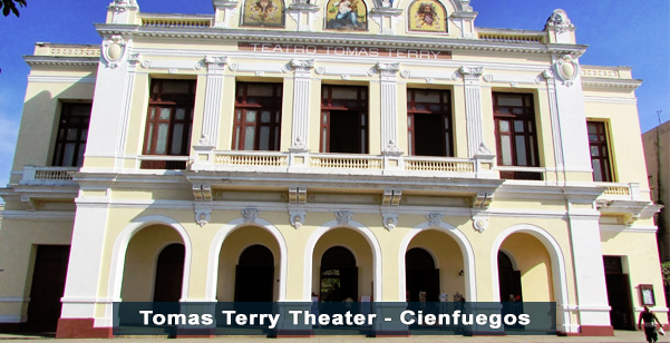 Tomas Terry Theater - Cienfuegos