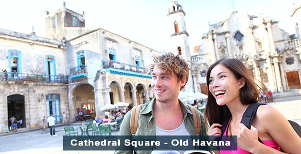 Cathedral Square - Old Havana