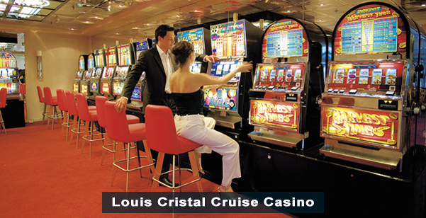 Louis Cristal Cruise Casino