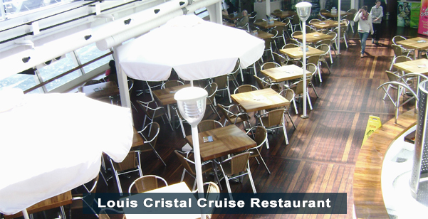 Louis Cristal Cruise Restaurant