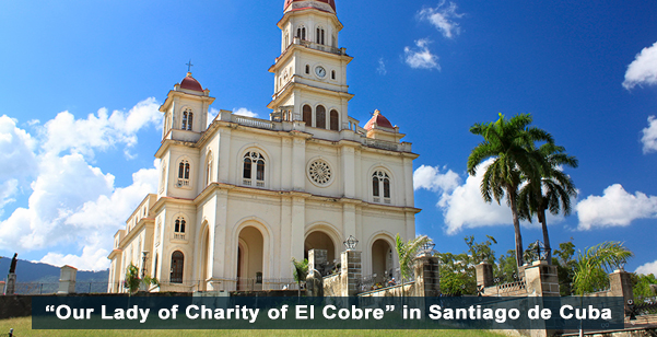 Our Lady of Charity of El Cobre in Santiago de Cuba