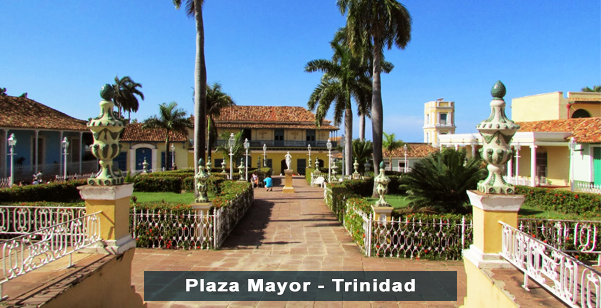 Plaza Mayor - Trinidad