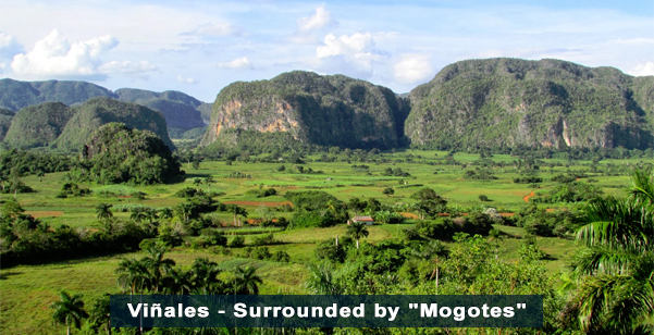 Vinales - Surrounded by Mogotes