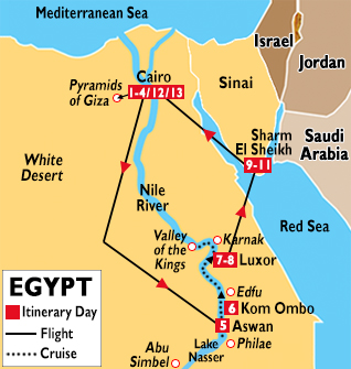 Sharm El Sheikh Tours Sharm El Sheikh Vacations Sharm El - Map of egypt holiday resorts