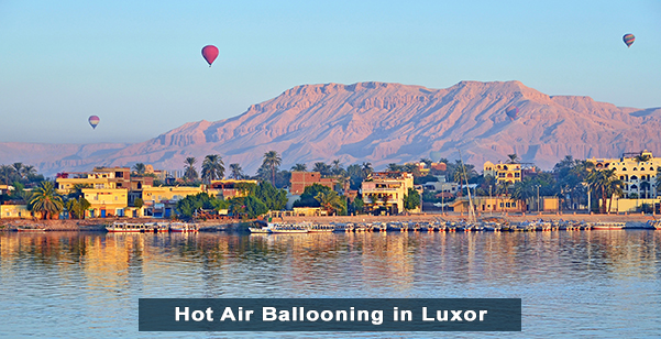 Luxor - Hot Air Balloon