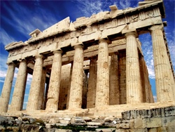 Temple of Parthenon